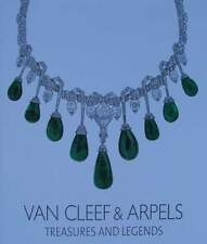 LIVRE/BOOK : VAN CLEEF & ARPELS (bijoux de collection,antique,tiara,collier,bag)