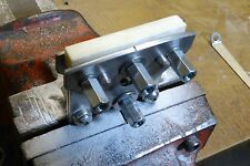 GMC Luthier Tools - GUITAR NUT & SADDLE SHAPING VICE