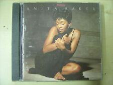 CD  Anita Baker  Rapture - 1986 Elektra  960 444-2