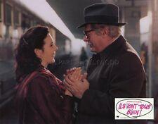 MARCELLO MASTROIANNI  VALERIA CAVALLI STANNO TUTTI BENE 1990 LOBBY CARD #2