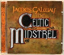 James Galway The Celtic Minstrel CD LIKE NEW Age Flute Chieftans Irish Scottish