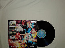 Rap The House Compilation -Disco Vinile 33 Giri LP Compilation Mixed ITALIA 1991