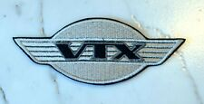 VTX SW BL EMBROIDERED IRON ON PATCH Aufnäher Parche brodé patche toppa 1800 1300