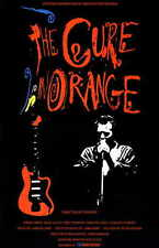 THE CURE IN ORANGE Movie Promo POSTER Simon Gallup Robert Smith Porl Thompson