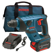 "Bosch Tools 18 V 1/2"" Cordless SDS-Plus Rotary Hammer w/Fatpack Bat RHS181K"