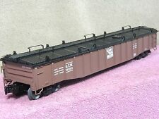 LIONEL SCALE #6-81893 GRAND TRUNK WESTERN PS-5 GONDOLA CAR w/REMOVABLE COVERS!!