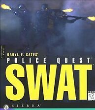 Police Quest V: SWAT (Macintosh), New