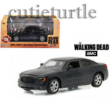 Greenlight The Walking Dead Daryl Dixon's 2006 Dodge Charger 1:43 Police 86505