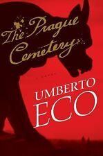 The Prague Cemetery, Eco, Umberto, Good Book