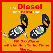 2way FM Diesel Petrol RemoteStart Car Alarm Turbo Timer