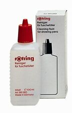 Rotring Drawing Instrument Cleaning Fluid