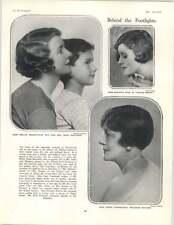 1929 Miss Nellie Briercliffe Little Dixie Lee Philip Drew Reading Murder Case