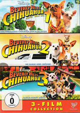 Beverly Hills Chihuahua 1 + 2 + 3 Collection  (Walt Disney)          | DVD | 070