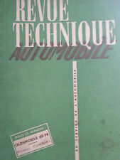 revue technique automobile n82 fev 1953 oldsmobile 88-98  moteur cummins