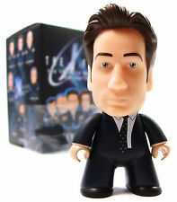"Titans THE X-FILES Mini Series FOX MULDER 2/20 3"" Vinyl Action Figure Blind Box"