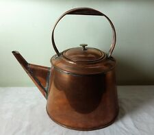 Old Antique Copper Kettle,