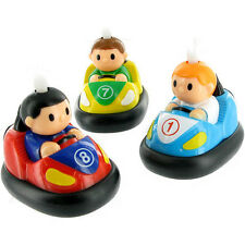 Dueling Dodgems Wind-up Bumper Cars with AMAZING Edge-Defying Action!
