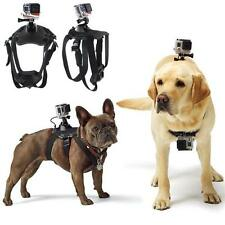 Hound Adjustable Dog Chest Strap Belt Mount For GoPro Hero 4/3+/3/2/SJ4000