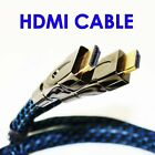 EMB 6 ft. Gold Plated High Speed Ethernet HDMI Cable 1080p HD High Speed EHD-XC6