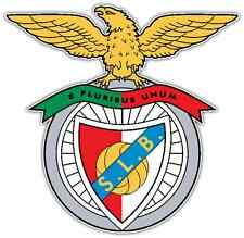 "S.L. Benfica FC Portugal Football Soccer Car Bumper Sticker Decal 4""X5"""