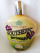 Southern Princess 200X Black Bronzer Tanning Bed Lotion Brown Sugar Tan