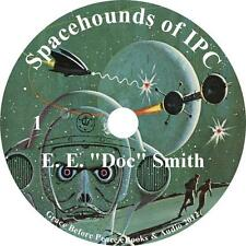 """Spacehounds of IPC Sci-Fi Adventure Audiobook by E E """"Doc"""" Smith on 12 Audio CDs"""