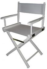 Yu Shan 18 Director Chair Frame Frame Only White 200-01U Director Chairs NEW