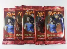 5x Born of the Gods Booster englisch MtG Magic the Gathering
