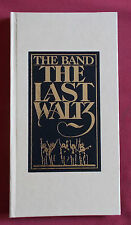 THE BAND  THE LAST WALTZ  COFFRET 4 CDS + LIVRET