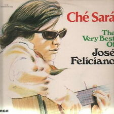 "12"" Jose Feliciano Che Sara The Very Best Of (Light My Fire, Pegoa) 70`s RCA"