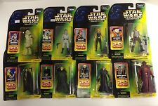KENNER STAR WARS EXPANDED UNIVERSE COLLECTION 2 LOT OF 8 MOC ACTION FIGURES R10