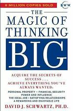 The Magic of Thinking Big, New, Free Shipping