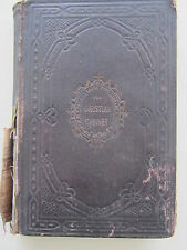1885 - The Large-Type Christian Cabinet - Narratives, Hymns and Gospel Gems
