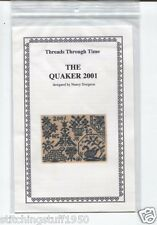 Threads Through Time: The Quaker 2001  - dcp