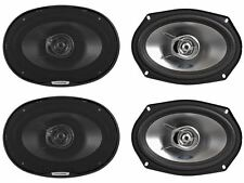 "2 Pairs Alpine SXE-6925S 560 Watt 6x9"" Car Audio Speakers High Quality!"