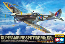 TAMIYA 1:32 KIT AEREO DA MONTARE SUPERMARINE SPITFIRE MK. XVIe   ART. 60321