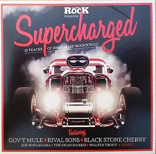 Classic Rock Magazine Supercharged CD (CD) 15 Tracks Of High Speed Rock 'n Roll