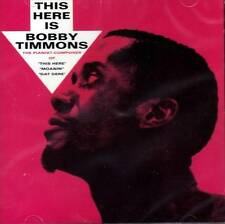 THIS HERE IS BOBBY TIMMONS (NEW SEALED CD)