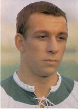Fußball ARAL BERGMANN BILD WM ENGLAND 1966 HORST-DIETER HÖTTGES SV WERDER BREMEN