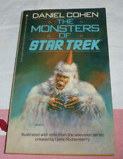 The Monsters of Star Trek by Morris L. Cohen (1986, Paperback) book