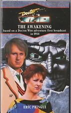 Dr Doctor Who - The Awakening. Blue spine. Target books. Part sale4charity do!
