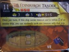 Wizkids Pirates of the Caribbean #031 Edinburgh Trader Pocketmodel CSG