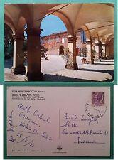 Montebaroccio Mombaroccio - Santuario del Beato Sante - Porticato 1970