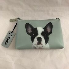 Catseye London Boston Terrier Pouch Bag BFB4P NEW