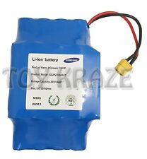 SAMSUNG BATTERY 36V HOVER SCOOTER 2 WHEEL ELECTRIC REPLACEMENT PART 6.5 8 10""