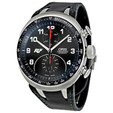 Oris TT3 RUF CTR3  Automatic Chronograph Mens Watch 673-7611-7084LS