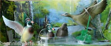 New Ray Wild Life Series ~ set of 4 duck figures