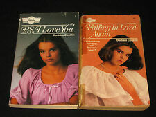 tw* SWEET DREAMS BARBARA CONKLIN ~ P.S. I LOVE YOU / FALLING IN LOVE AGAIN rare