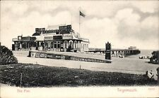 Teignmouth. The Pier # 18926 by Stengel.