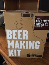 Beer Making Kit Brooklyn Brew Shop Everyday IPA NEW in BOX! Chestnut brown ale
